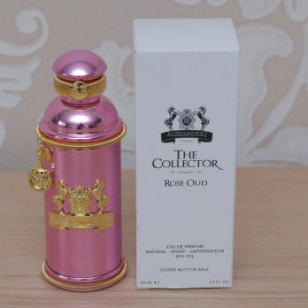 Alexandre.J The Collector Oud Rose