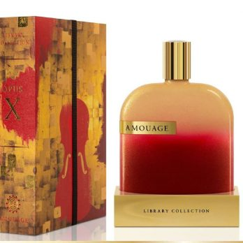 Amouage Library Collection: Opus X