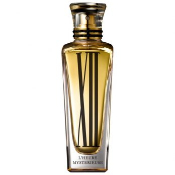 Cartier Luxe Collection: XII-L'Heure Mysterieuses
