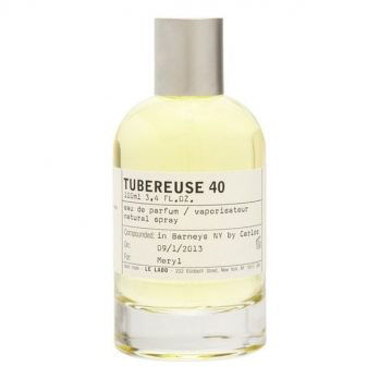 Le Labo Tubereuse 40 exclusive New York