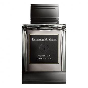 Zegna Essenza Peruvian Ambrette Men